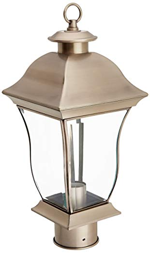 Trans Globe Lighting 4972 BN Outdoor Downing 17