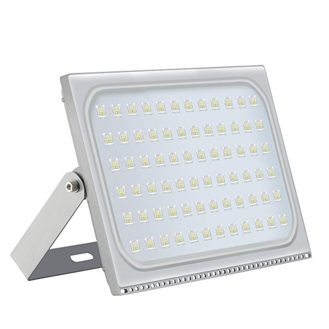 LED Flood Light Chunnuan, 500W,IP65 Waterproof,Outdoor Security Lights Garden Landscape Spot Lamp Super Bright Floodlight 110v (Cold white, 500watt)