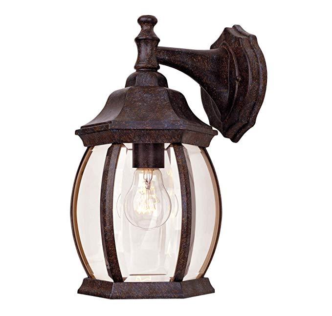 Savoy House 5-1090-72 One Light Wall Mount Lantern